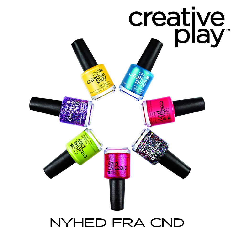 creative play nyhed