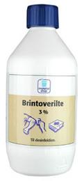 Matas Brintoverilte 3% 500 ml