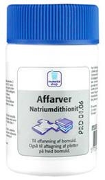 Matas Material Affarver Natriumdithionit 100 g