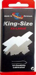 Worlds-Best kondom king-size XXL 10 stk