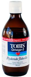 Tobis TOBIS Fiskeolie flydende 300 ml