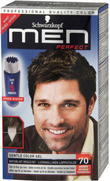 Schwarzkopf Men Perfect 70 Mørkebrun 80 ml