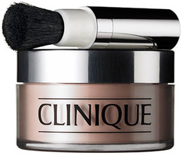 Clinique Blended Face Powder/Brush Transparency 2