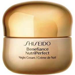 Shiseido Benifiance Nutriperfect Night Cream 50 Ml