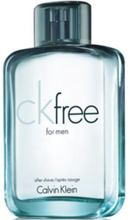 Calvin Klein CK Free Aftershave 50 ml