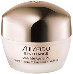 Shiseido Benefiance Cream Night 40 Ml