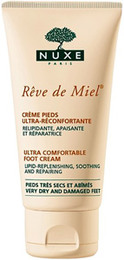 Nuxe Rêve de Miel Comfortable Foot Cream 75 ml