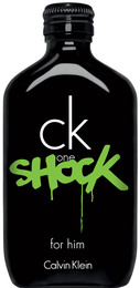 CK Shock Man Eau de Toilette Spray 100 ml