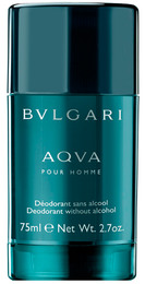 BVLGARI AQVA Deodorant Stick 75 gr
