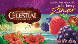 Wild Berry Zinger te Celestial