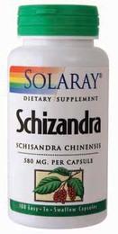 Schizandra 580 MG 100 kap