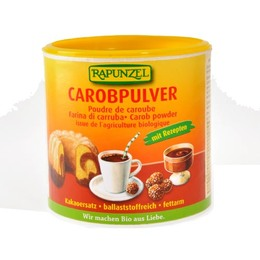 Carob pulver Ø Rapunzel 250 g