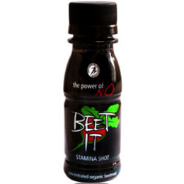 Beet It shot rødbede- og citronjuice Ø 70 ml