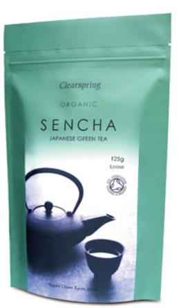 sencha grøn te