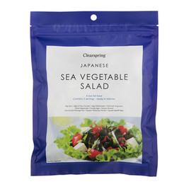 Sea Vegetable Salad Wakame, agar & aka tsun 25 g