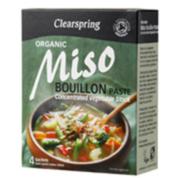 Miso Bouillon Ø 4 x 28 gr 112 g