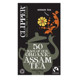 Assam te Ø Clipper