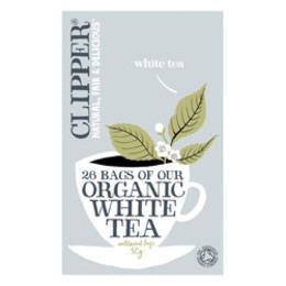 Hvid te Ø Clipper