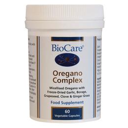 BioCare Oregano Complex 60 kapsler