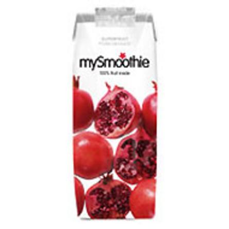 MySmoothie Granatæble 250 ml