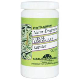 Lemongræs Citral 370 mg 90 kap