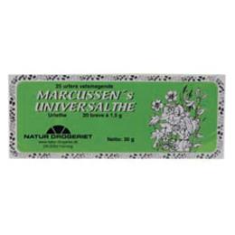 Natur Drogeriet Marcussens Universal 20 breve