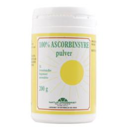 Ascorbinsyrepulver 200 g