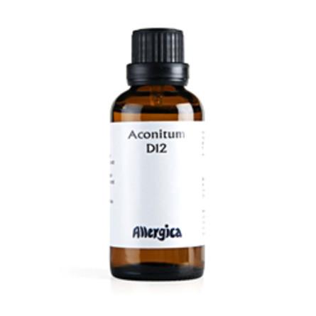 Aconitum D12 50 ml