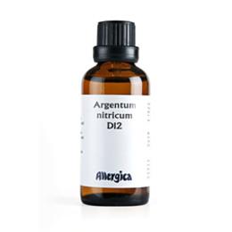 Argentum nitricum D12 50 ml
