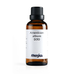 Arsenicum album D30 50 ml