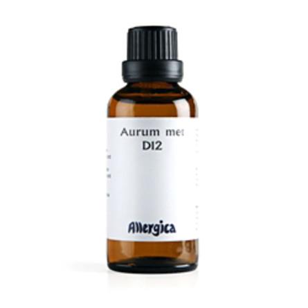 Allergica Aurum met. D12 50 ml