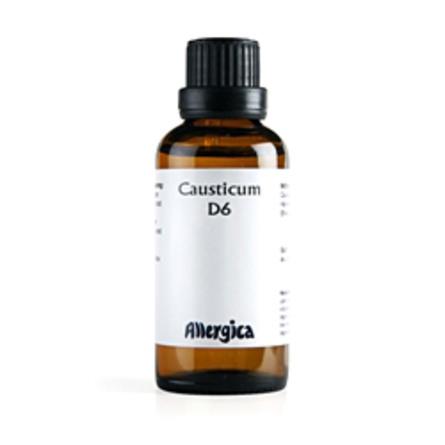 Causticum D6 50 ml
