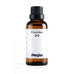 Cinnabaris D12 50 ml