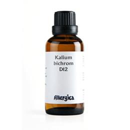 Kalium bichrom D12 50 ml