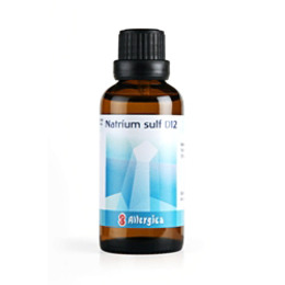 Natrium sulf. D12 Cellesalt 10 50 ml