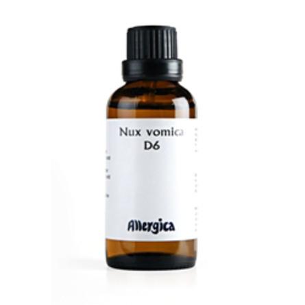 Nux vomica D6 50 ml