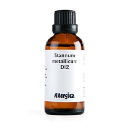 Allergica Stannum met. D12 50 ml