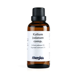 Kalium jod comp. 50 ml