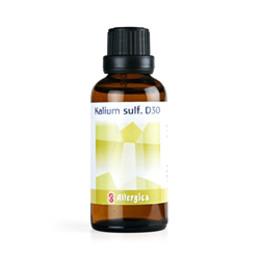 Kalium sulf. D30 Cellesalt 6 50 ml
