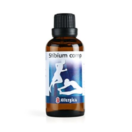 Stibium comp. 50 ml
