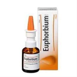 Næsespray Euphorbium 20 ml