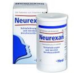 Neurexan 50 tab