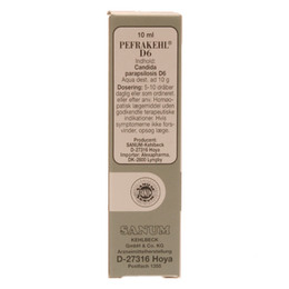 Pefrakehl dråber 10 ml