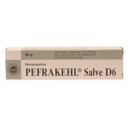 Pefrakehl salve 30 g