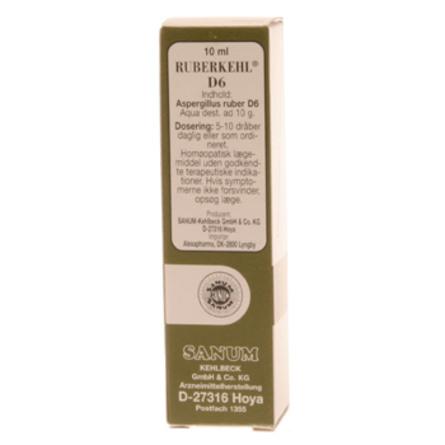 Ruberkehl dråber 10 ml