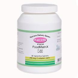 NDS C-200 Vitamin 90 tab