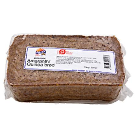 Amaranth og quinoa brød Ø 500 g