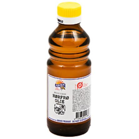 Hørfrøolie koldpresset Ø 250 ml