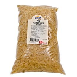 Ris hvide parboiled Ø 1 kg