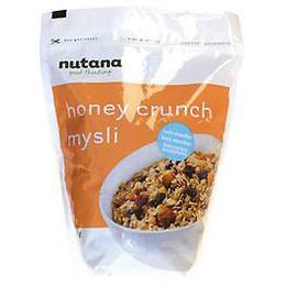 Mysli Honey Crunch Nutana 650 g